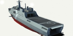 Chinese-Navy-TYPE071-Class-3d-model