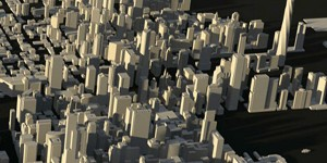 CityKit-Chicago-3d-model