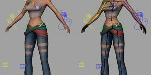 Free-Model-Kila-Rigged-Character-3d