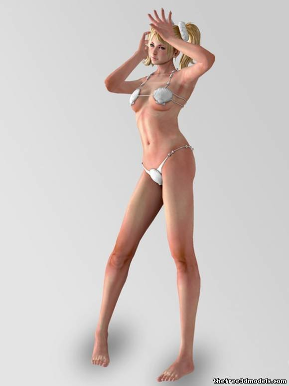 Juliet-3d-model-rigged-free
