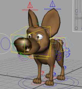 50 Free Rigged Cartoon Animal Character 3D Models - RockThe3D | 277 x 300 png 93kB