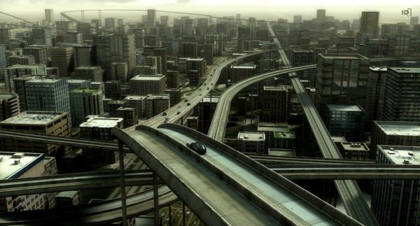 Lost-City-3d-model
