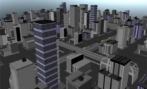 25 Best Free 3d City Models Rockthe3d