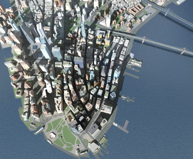 NEW-YORK-cityscape-3d-model