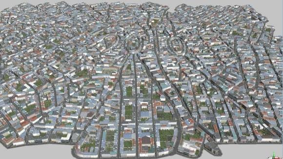 25 best free 3d city models rockthe3d Create 3d model online free