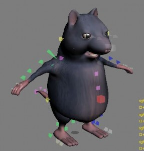 Rat-Rigged-3ds-Max-free-3d-model
