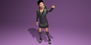 Realistic-Little-Girl-rigged-3d-model-free