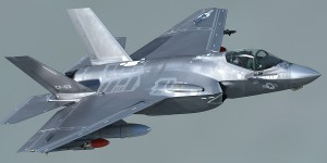 US-NAVY-F-35-CF-3-Lightning-II-pilot-3d-model
