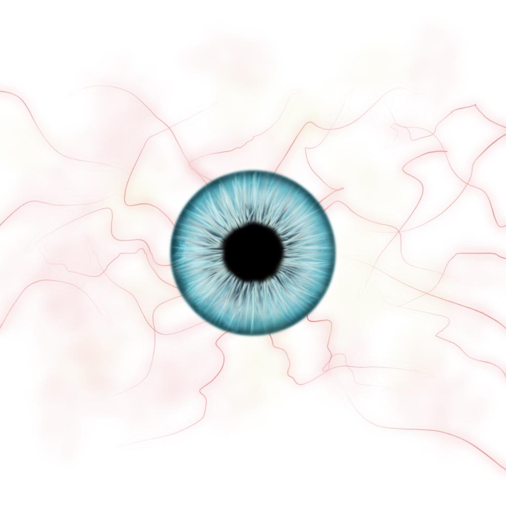 blue-eye-texture-veins | RockThe3D