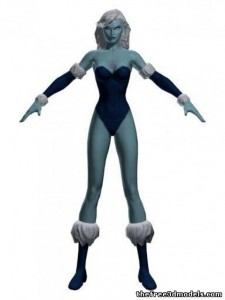 killer-frost-free-3d-model-rigged