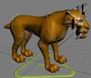 sabretooth-tiger-rigged-ice-age-free-3d-model