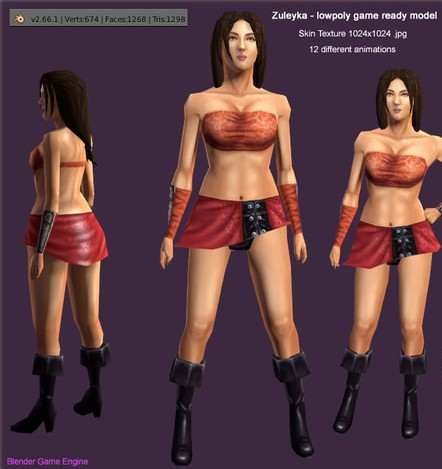zuleyka_lowpoly_game_rigged_model_3d_free_blend