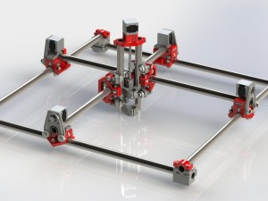 3d Printed CNC MultiTool