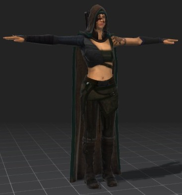 Arissa-free-3d-rigged-model