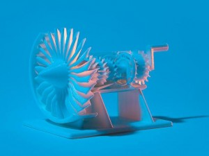 Build Your Own Jet Engine 3d printed