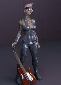 Guitar_Schnucklchen_free_3d_rigged_model