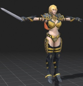 Maria-J-J-Ong-free-3d-rigged-model