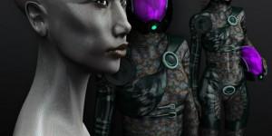 Quarian-Alien-Girl-free-3d-model-rigged