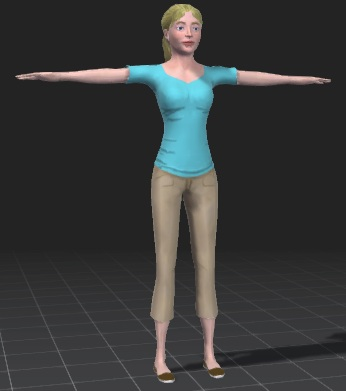 Second-Life-free-3d-rigged-model