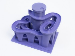 The 3D Printed Marble Machine #2
