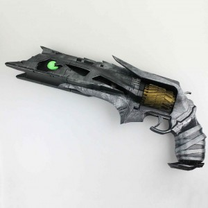 Thorn from Destiny 3d printed