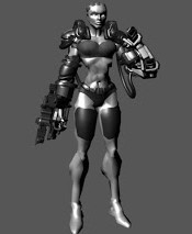 female-rigged-model-free-3d