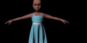 school-girl-free-3d-rigged-models