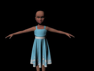school-girl-free-3d-rigged-models